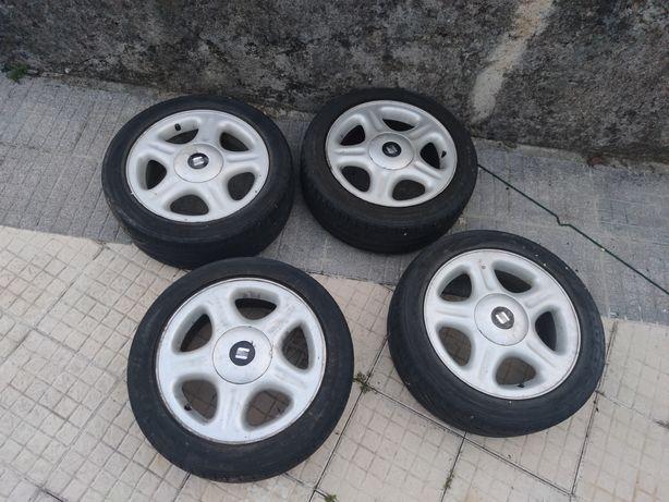 Jantes 15 6k GT tdi com pneus