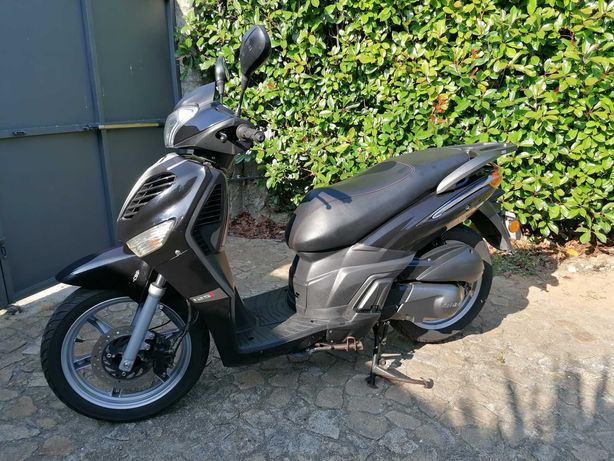 Scooter Keeway Logik 125i