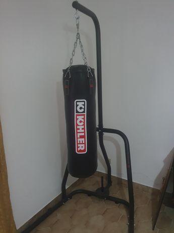 Saco de boxe com suporte vendo ou troco