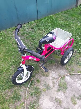 Велосипед триколісний
