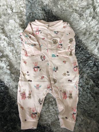Piżama H&M 62