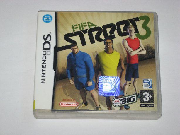 Gra FIFA STREET 3 Nintendo DS jak NOWA!