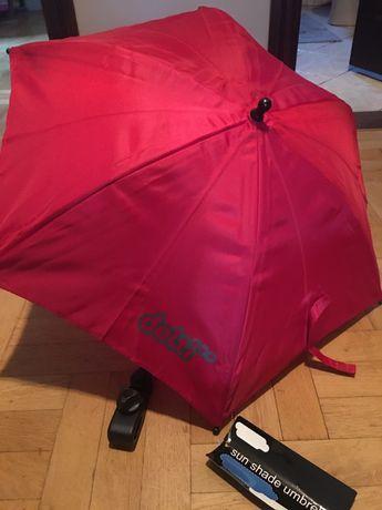 Parasolka przeciwsłoneczna do wózka deltim - nowa