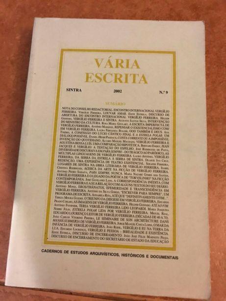 Livro Vária Escrita - Sintra - 202 - nº 4