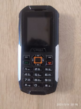 Телефон Sigma X-treme ip68