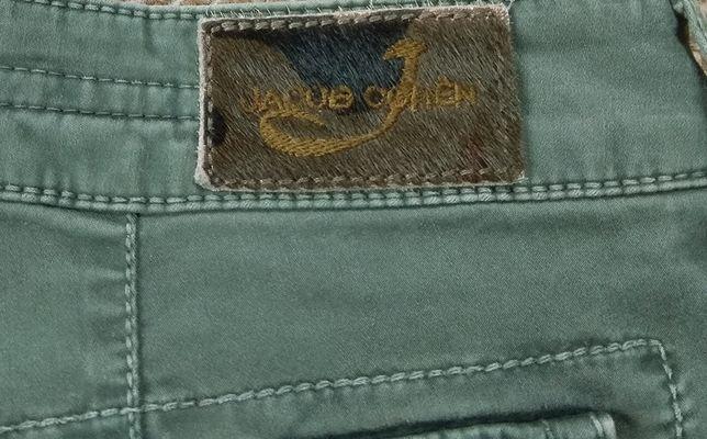 JACOB COHEN женские карго чиносы джинсы made in Italy Оригинал W31