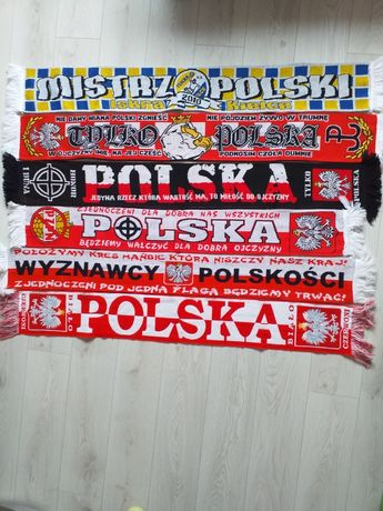 Szale Szal Polska Iskra