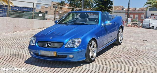 Mercedes-Benz SLK 230 Kompressor Edition