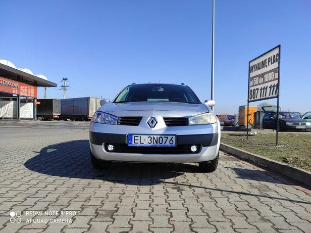 Renault Megane 1,6 ben. z LPG
