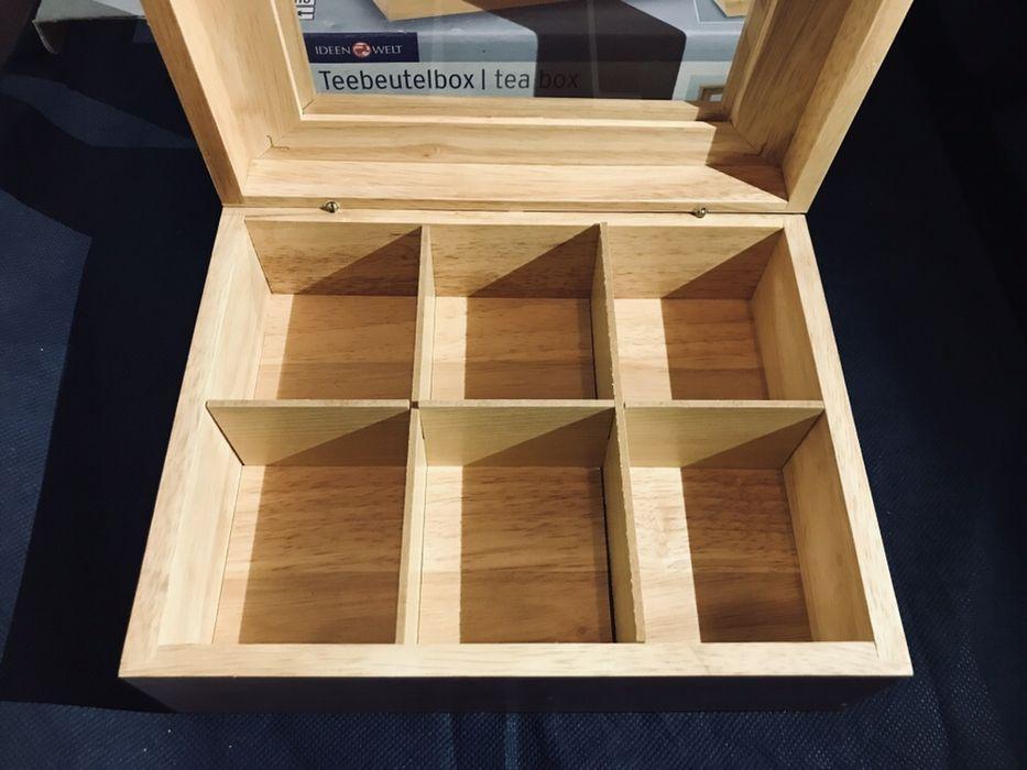 Pudełko na herbatę Zgierz - image 1