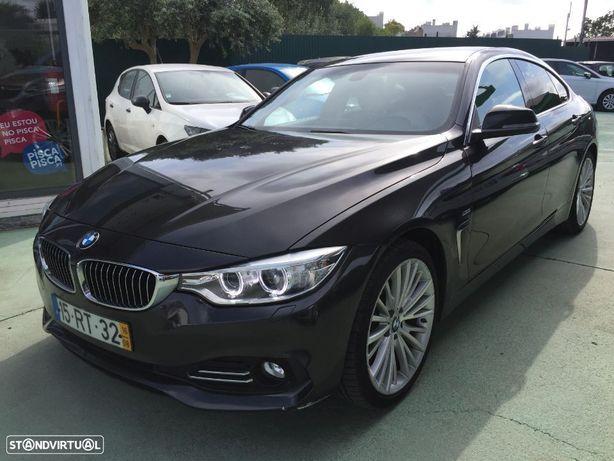 BMW 420 Gran Coupé d Line Luxury Auto