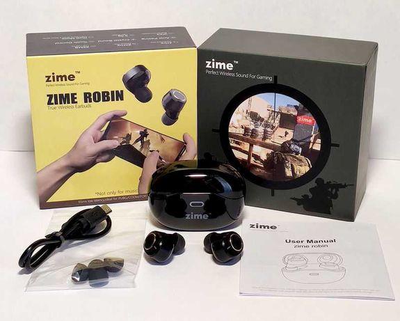 TWS гарнитура  Zime Robin+ Bluetooth гарнитура в подарок