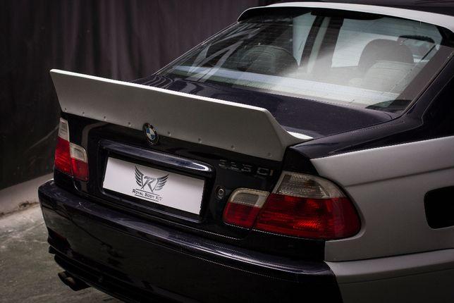 BMW E46 COUPE Ducktail DRIFT Spoiler Spojler