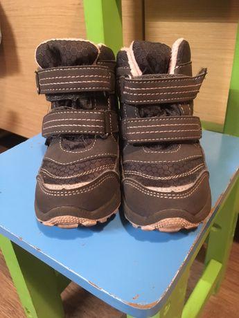 Zimowe buty dla dziewczynki roz. 23