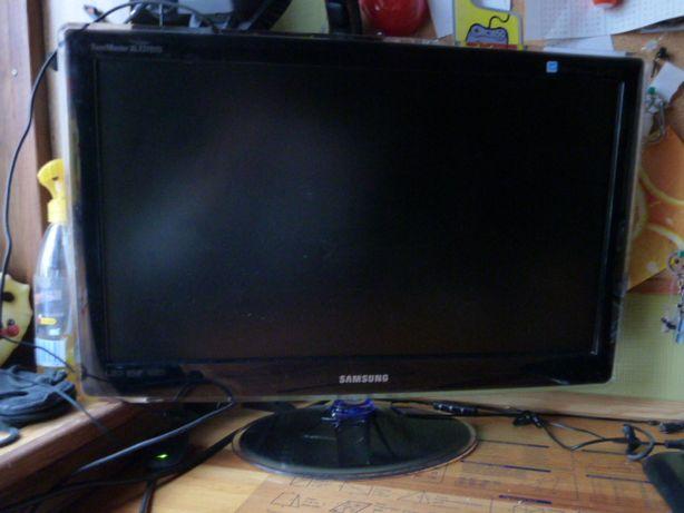 monitor Samsung syncmaster XL 2370 HD z TV