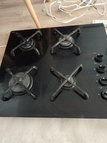 Płyta gazowa ceramiczna czarna