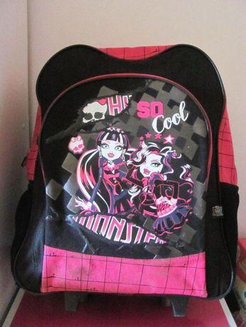 Mochila Troley das Monster High