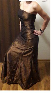 sukienka balowa sylwestrowa