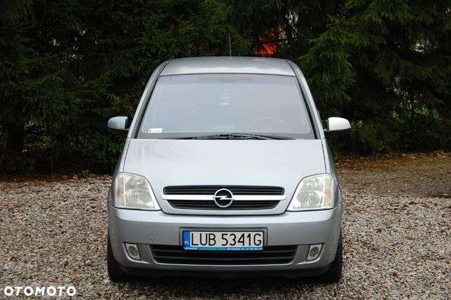 Opel Meriva Szwajcar, Zarejestrowany