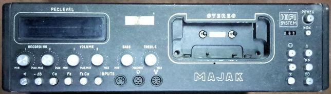 маяк магнитофон