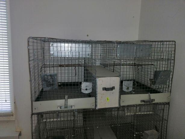 Продам клетки для шиншилл!!!