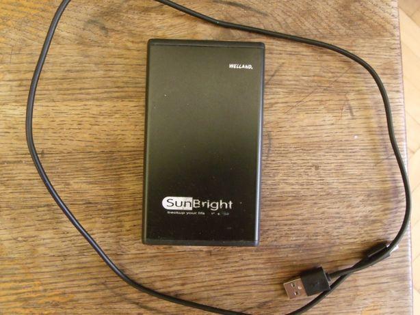 Корпус жесткого диска Welland SunBright 2,5 дюйма miniUSB to USB