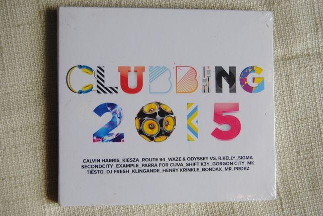 Clubbing 2015 / 2 CD nowe w folii