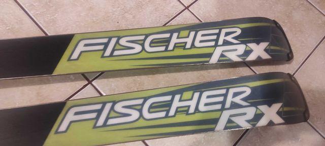 Narty Fischer RX 180cm