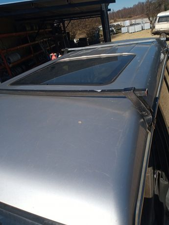 Dach szyberdach Mitsubishi Pajero ii 2 cały dach ucięty podsufitka