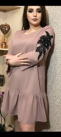 Нова сукня вільного пошиву