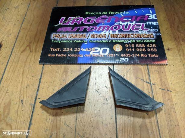 Citroen C4 (04-11) Tampa Plástico Triangular Interior Espelho Retrovisor Esquer...