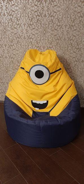 Кресло мешок Миньон, кресло груша, пуф
