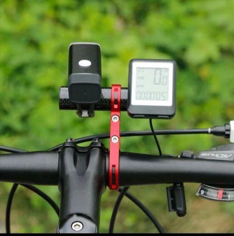 Вынос держатель на руль велосипеда карбон