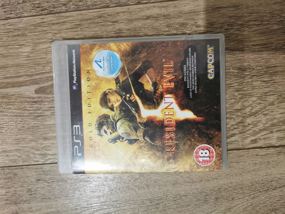 Gra ps3 Resident Evil ps move Legnica - image 1