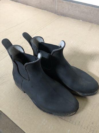Buty jeździeckie dla dziewczynki
