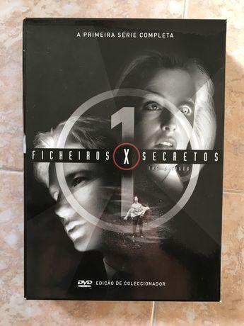 Ficheiros Secretos DVD