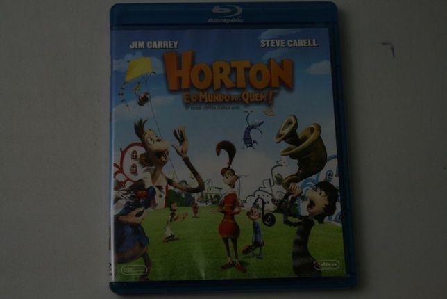 Blu-Ray - Horton - Jim Carey
