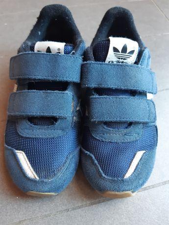 Adidas zx700  27 granatowe