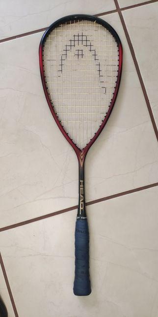 Raquete squash head