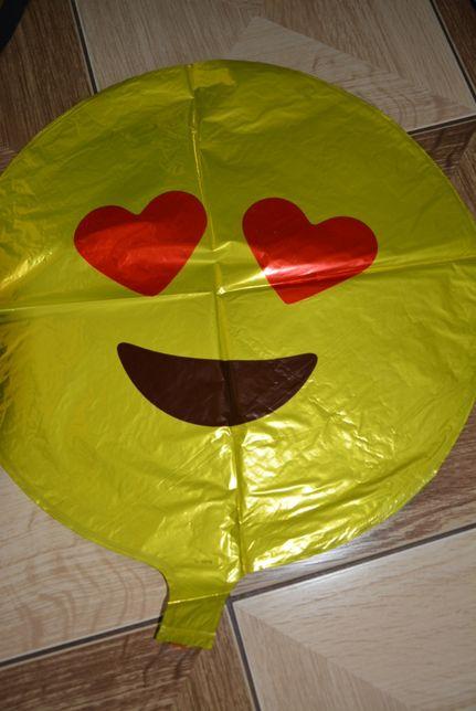 Balon na hel, emoji 18 cali