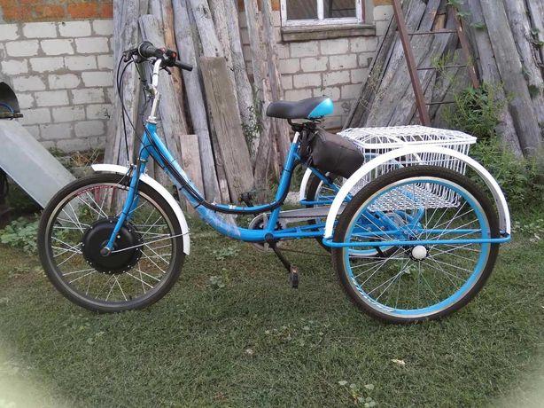 Електровелосипед Elvabike Хобби 1250