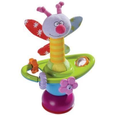 Развивающая игрушка Taf Toys Цветочная карусель: бабочка и гусеничка