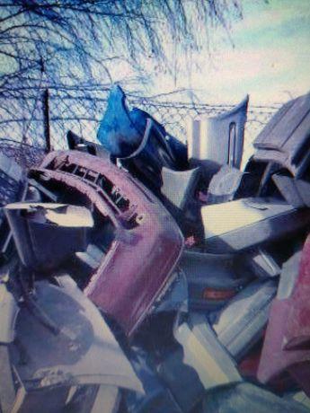 Zderzaki samochodowe za darmo Uszkodzone