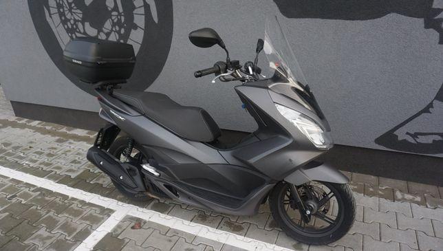 Honda PCX 125 LED Kufer Szyba RATY Gwarancja ZAMÓW POD DOM!