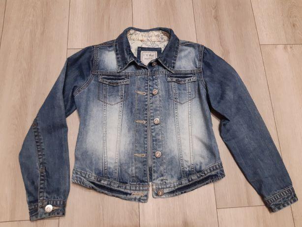 Kurtka jeansowa 140 next