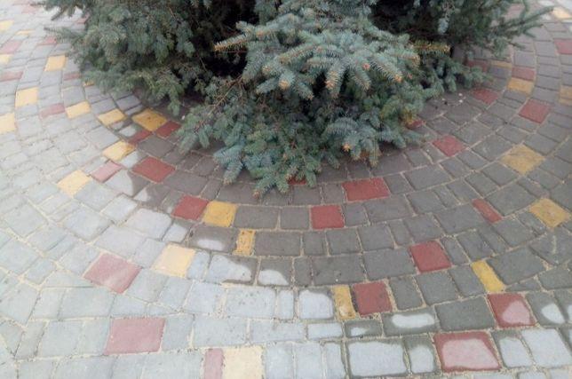 Укладка Тротуарної плитки/Бруківки. Гранітного каменя.