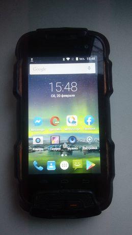 Защищённый смартфон Sigma PQ-26