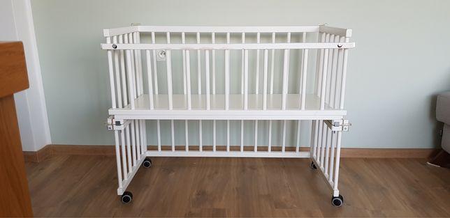 Łóżeczko IKEA GULLIVER 60x120