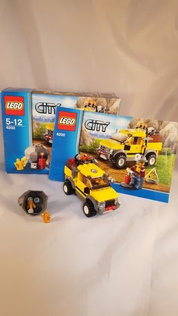 Lego Kopalnie 4200