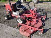 Kosiarka traktorek Toro groundsmaster 325-D 4x4 Diesel John Deere